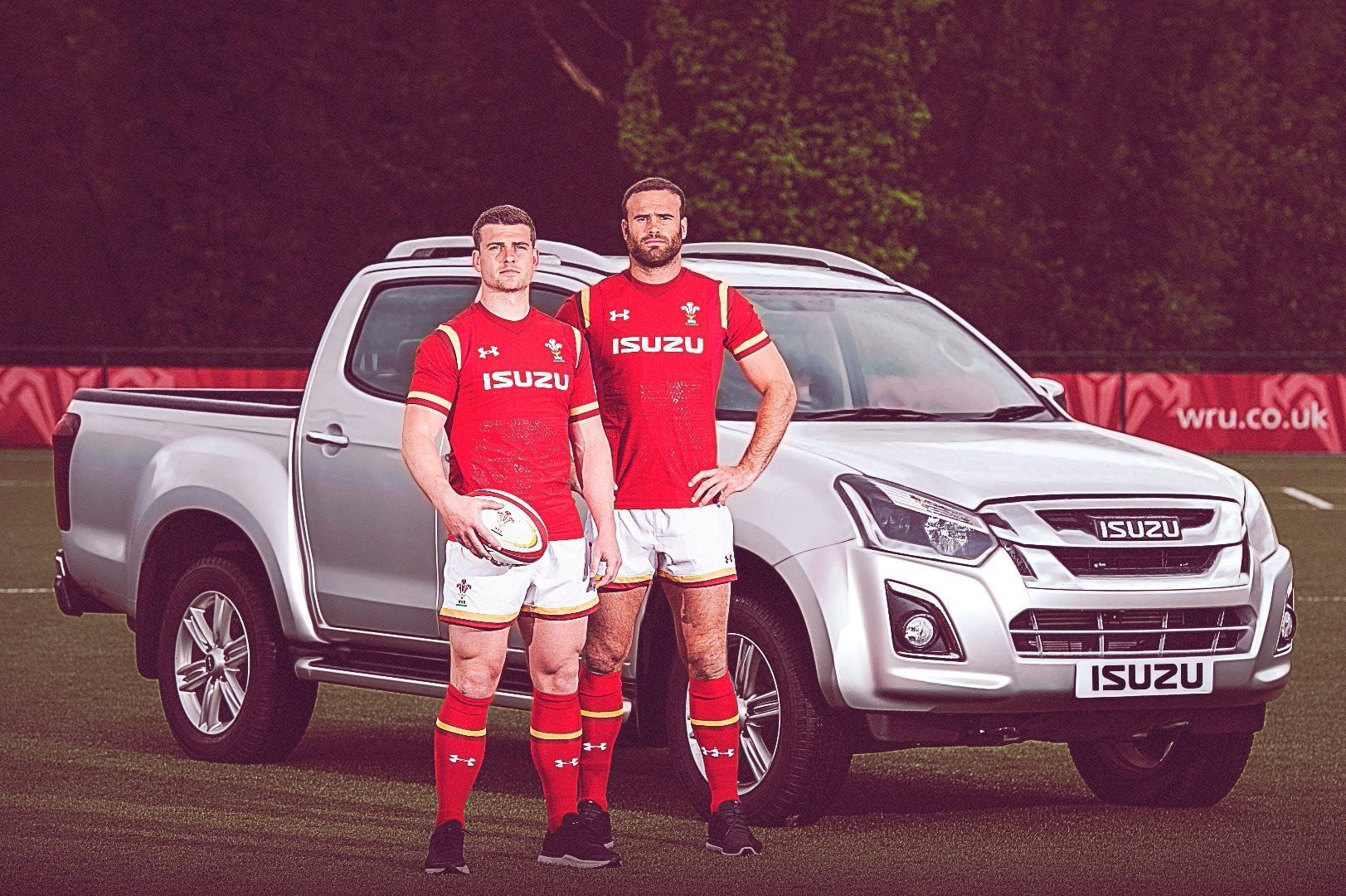 WALES PICK-UP HISTORIC ISUZU DEAL